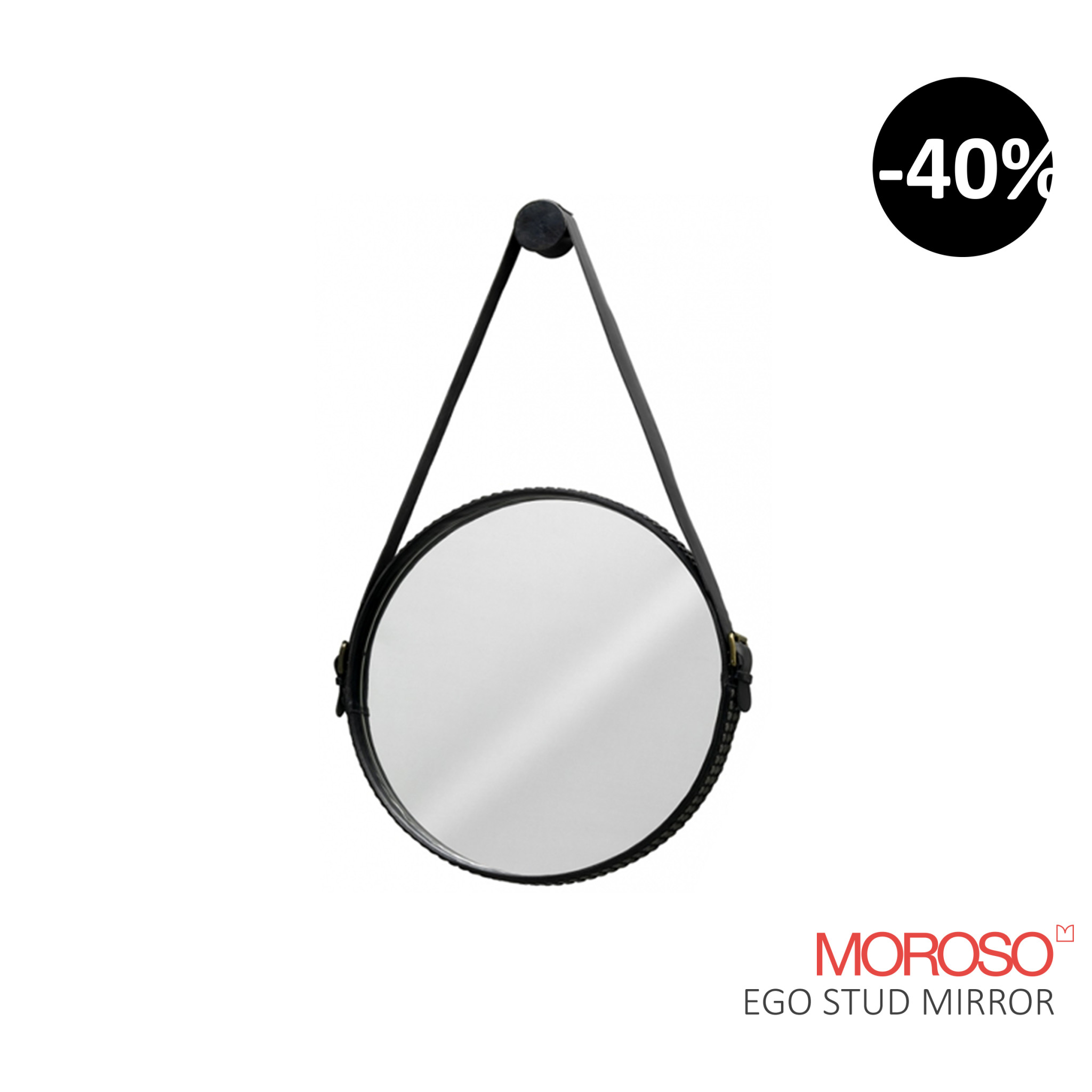 MOROSO Ego stud mirror