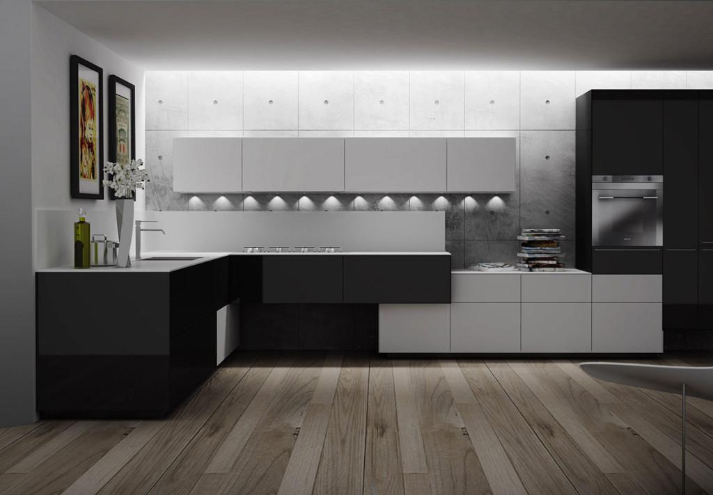 Disposizione cucina come disporre la cucina artheco - Come comporre una cucina ...