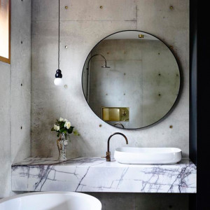 Lavabo marmo opaco