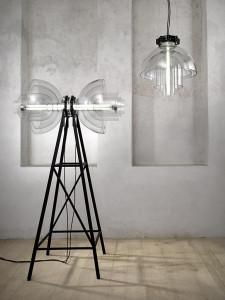 Lampada Transmission di Lasvit