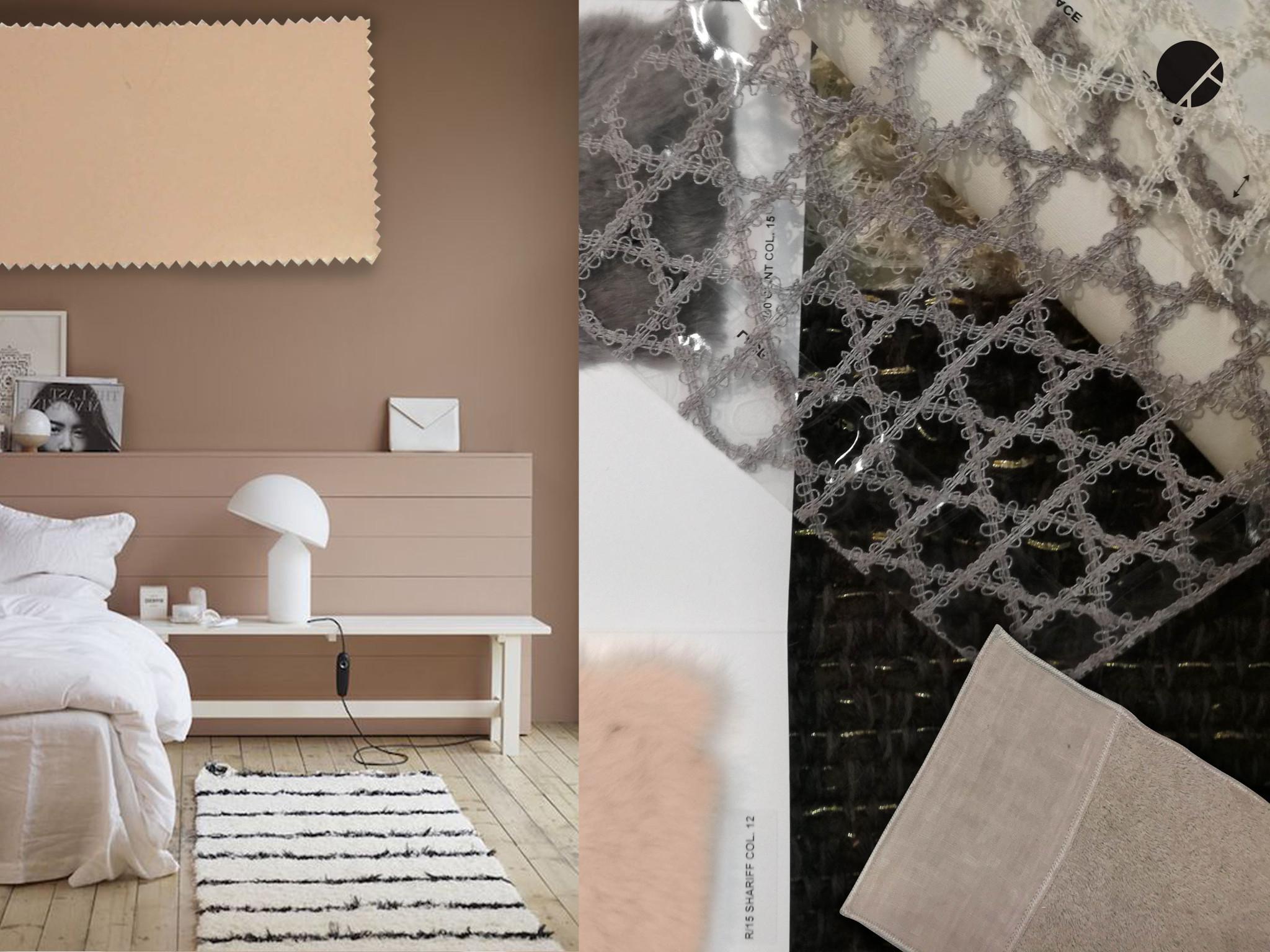 Camere Da Letto Rosa Antico : Come arredare la tua casa con i tessuti artheco
