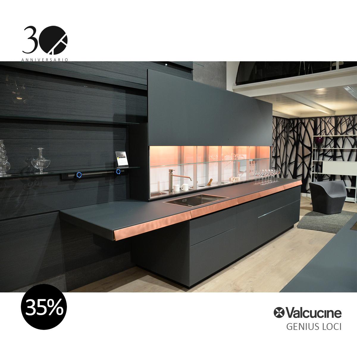 VALCUCINE - GENIUS LOCI