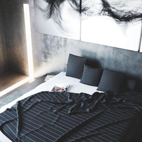 arredamento camera da letto moderna