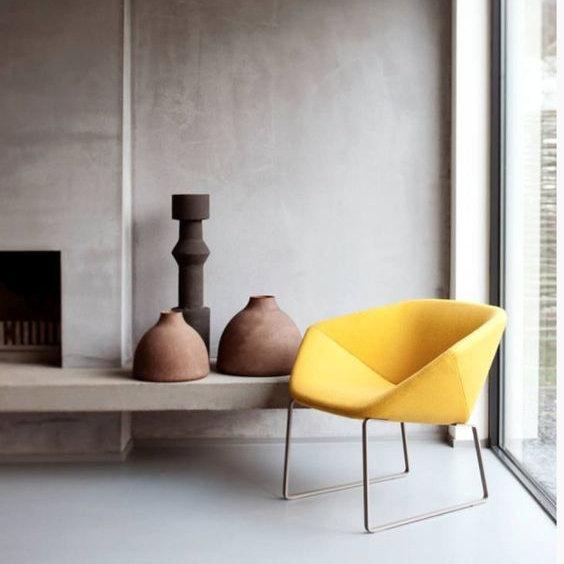 arredamento moderno: materiali e colori