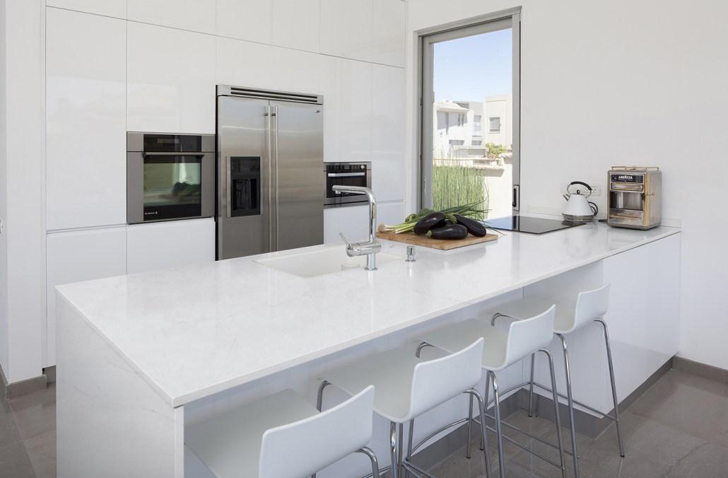 Guida alla scelta del piano di lavoro per una cucina artheco - Top cucina stone ...