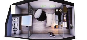Suite open space
