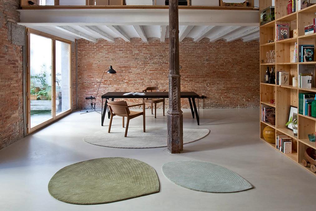 tappeto Quill di Nanimarquina