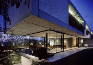 Casa la punta Central de Arquitectura casa high tech