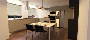 Case study Bagliori d'ottone_cucina