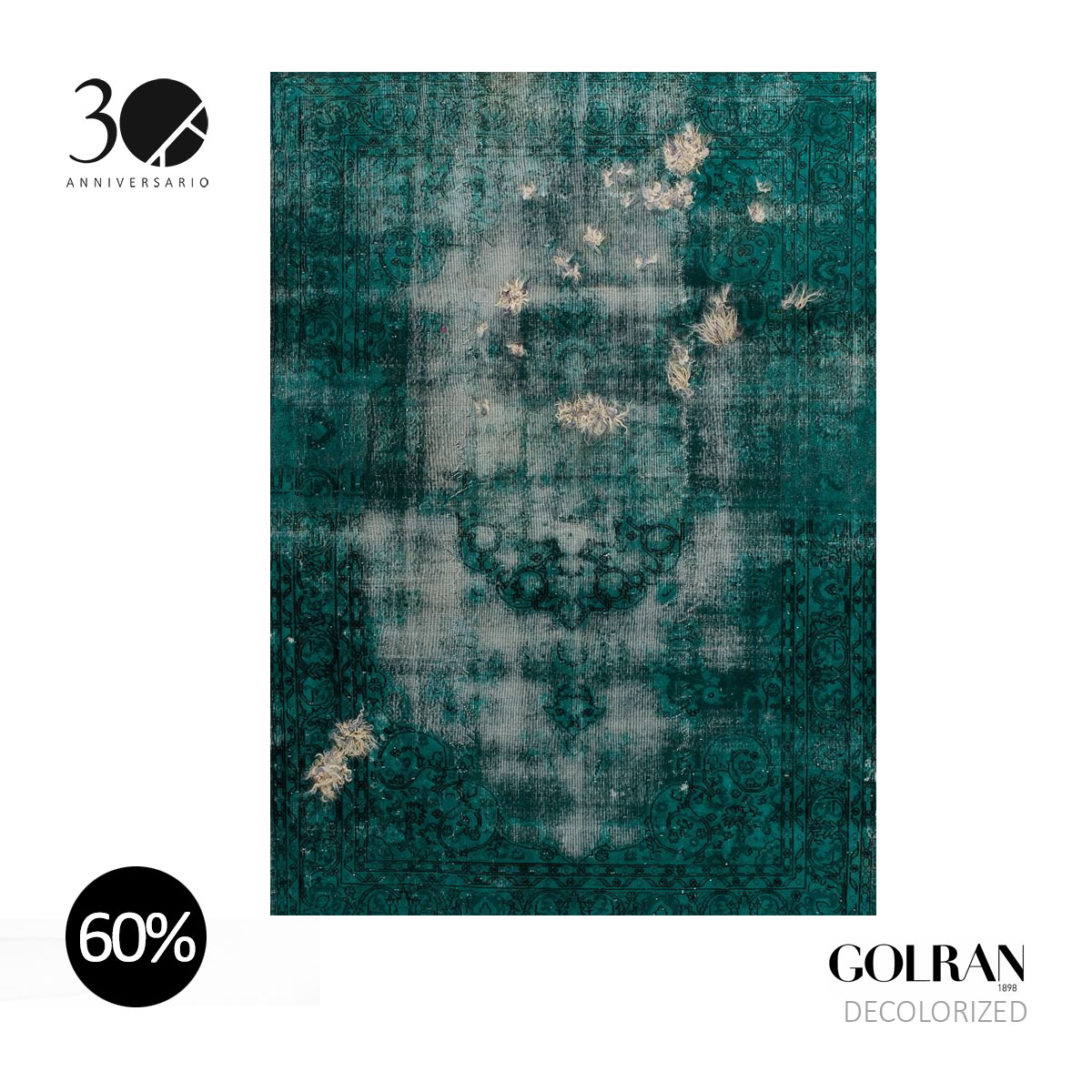 GOLRAN - DECOLORIZED 2