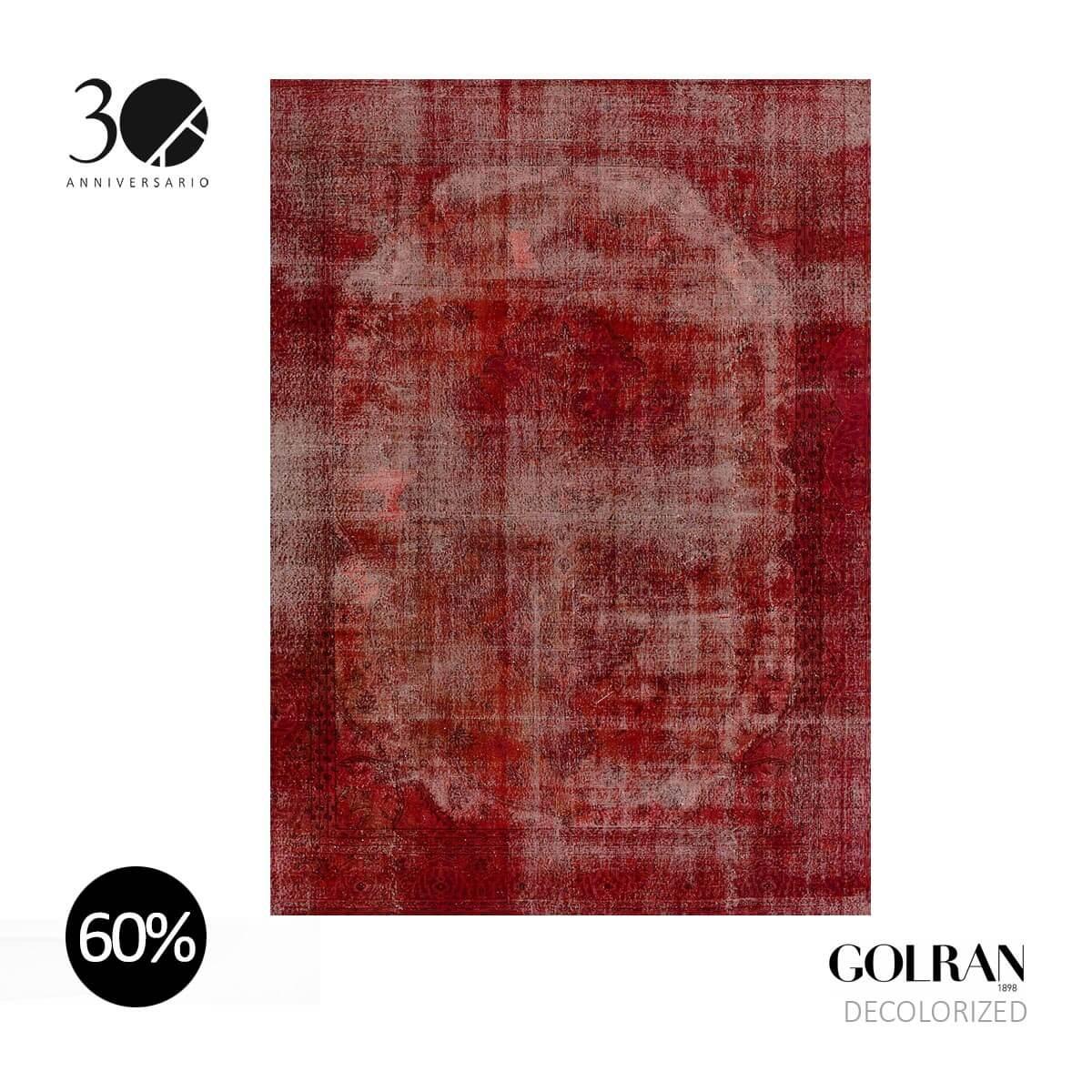 GOLRAN - DECOLORIZED