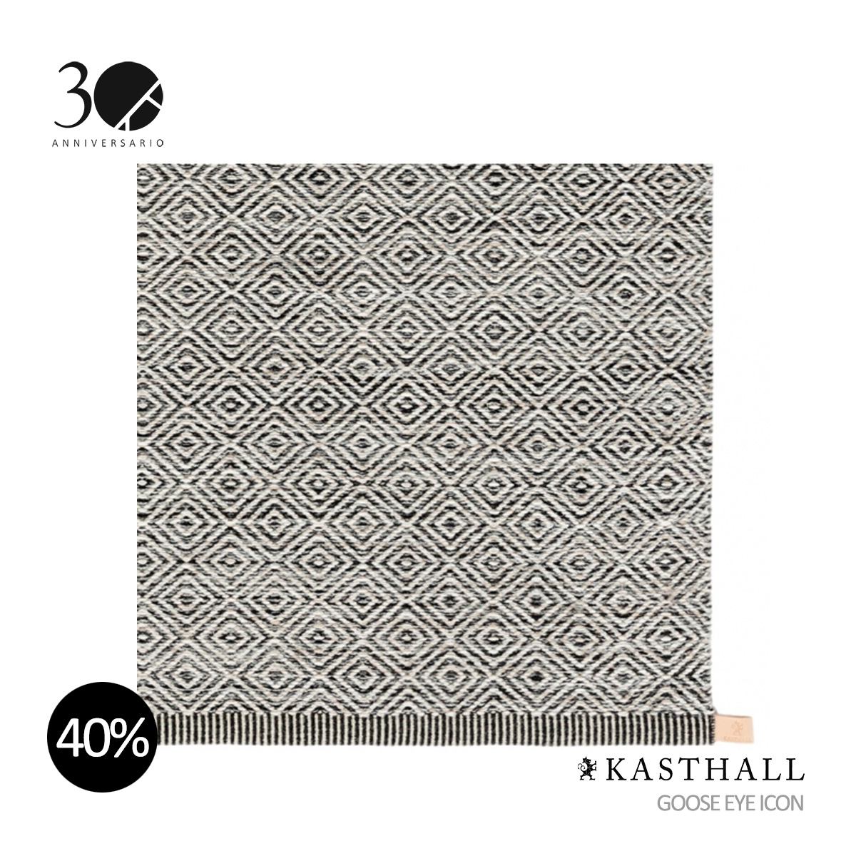 KASTHALL - GOOSE EYE ICON