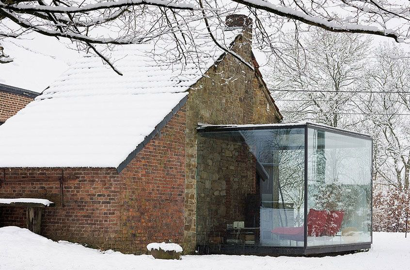ristrutturare casa di campagna