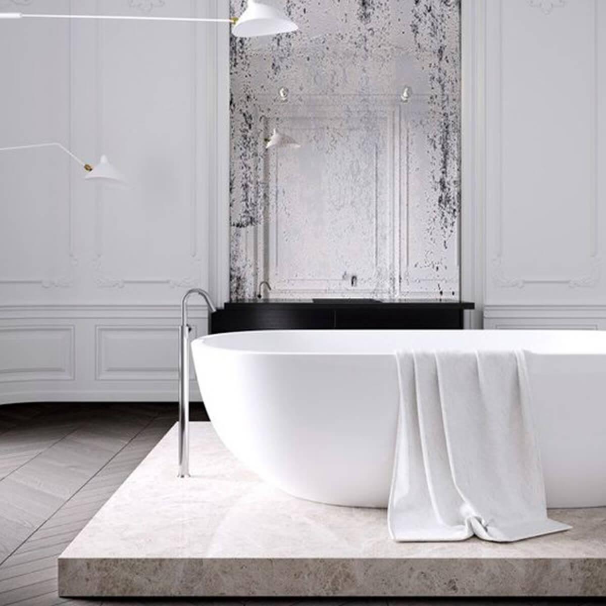 arredo bagno bianco