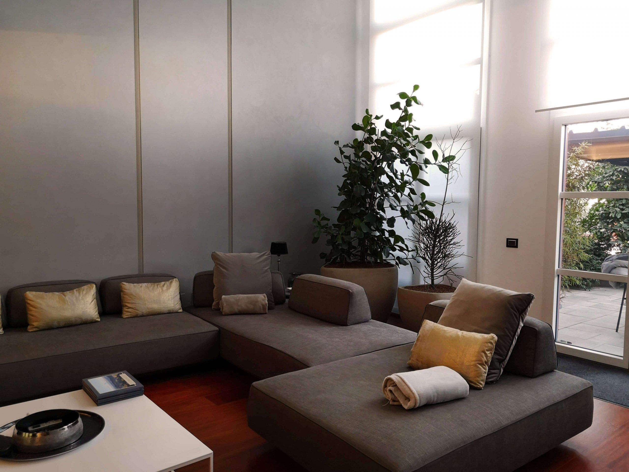 elegante loft milanese