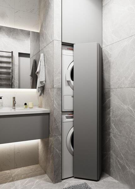 progetto lavanderia