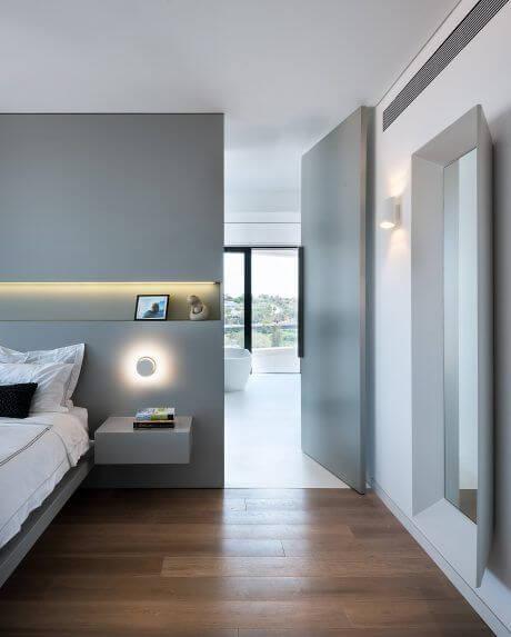 progetto di una casa moderna